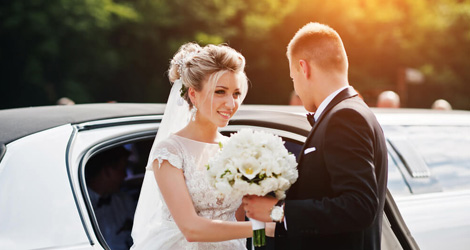 Wedding-Limo Services
